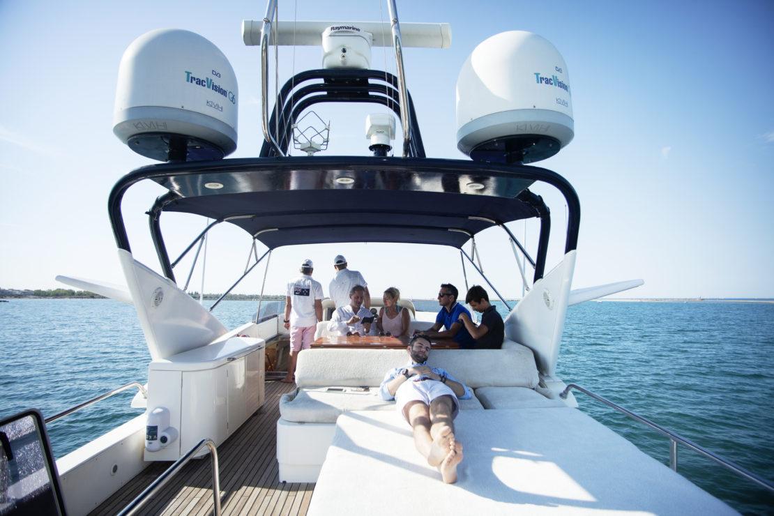 Louer un yacht